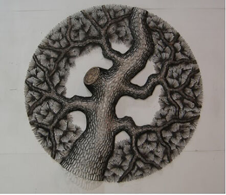 Lee Gil Rae, 'New Pine Tree 2017-1', 2017