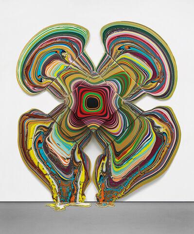 Holton Rower, 'Praying To The Stone God To Take Away My Negativity', 2011