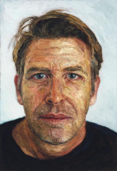 Michael Tschantz-Hahn, 'Self Portrait #1', 2017