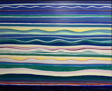 Erna Partoll, 'View from the Shore', 1990-1995