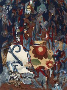 Randi Reiss-McCormack, 'Dorothy's Table', 2019
