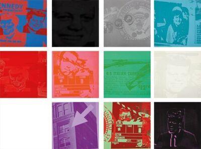 Andy Warhol, 'Flash - November 22, 1963 (FS II.32-42) ', 1968