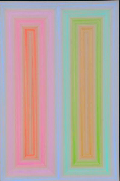 Richard Anuszkiewicz, 'Untitled', 1972