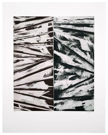 Koen Delaere, 'Brooklyn Waterfront-Green', 2015