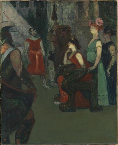 Henri de Toulouse-Lautrec, 'Messalina', 1900-1901