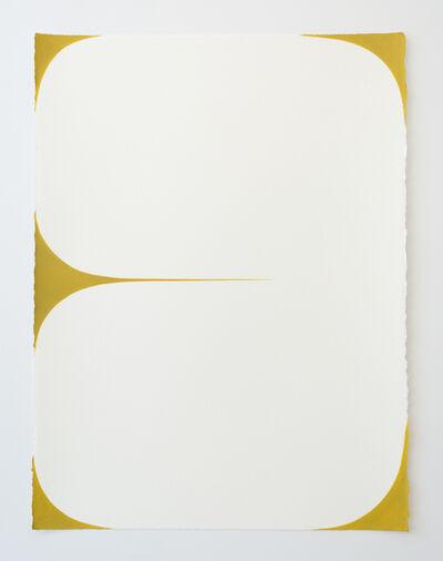 Sara Genn, 'New Alphabet (Goldenrod)', 2020
