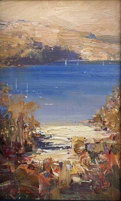 Ken Knight, 'Dappled Light, Chinamans Beach', 1995