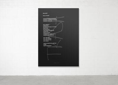 Stefan Brüggemann, 'Trash Painting #1', 2017