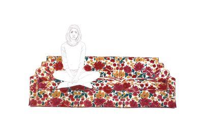 """Catalina Jaramillo, 'De la serie """"Algunas mujeres se casan con casas""""', 2015"""