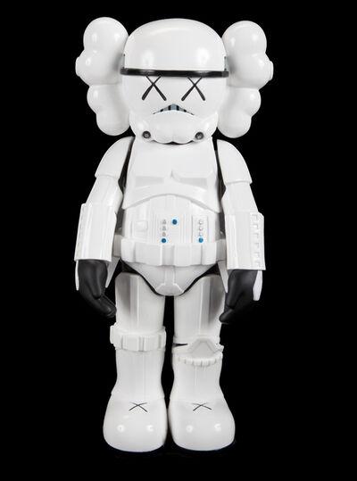 KAWS, 'Stormtrooper (Kaws Version)', 2008