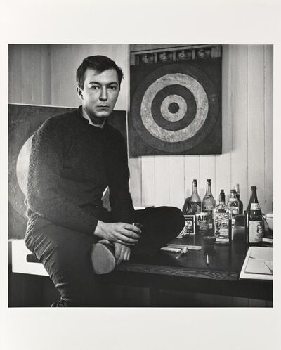 Robert Rauschenberg, 'Jasper—Studio N.Y.C.', 1958; printed 1981