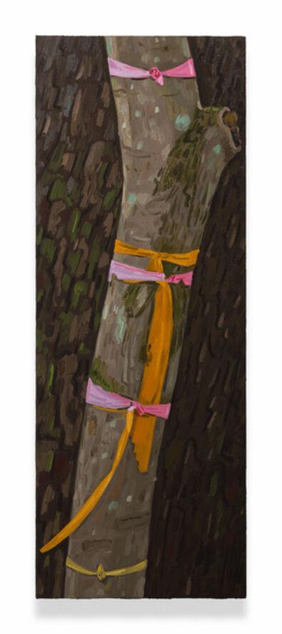 Josephine Halvorson, 'Pink Ties', 2017