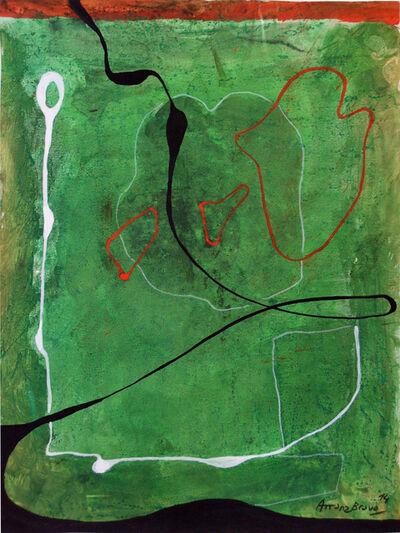 Eduardo Arranz-Bravo, 'Green-Green 7', 2014