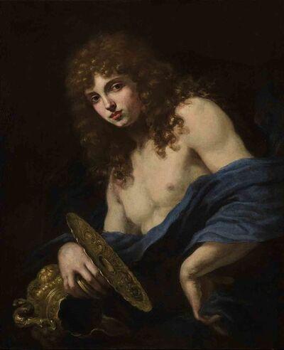 Baldassare Franceschini, 'Portrait of Marquis Luigi di Alberto Altoviti as Ganymede', 1611-1690