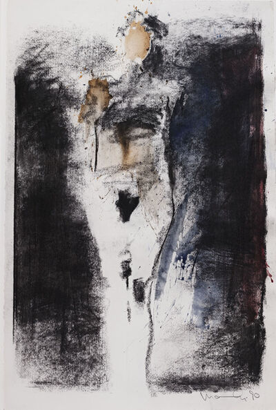 Manuel Neri, 'Seated Figure Study No. 25', 1981