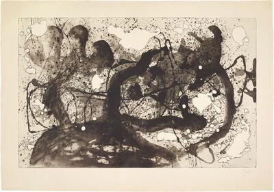 Joan Miró, 'Les géants (The Giants): plate 6', 1960