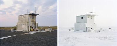 Eirik Johnson, 'Barrow Cabins 10', Summer 2010-Winter 2012