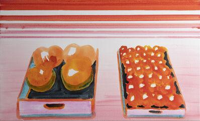 John Kørner, 'Fruit Boxes Speaks', 2020