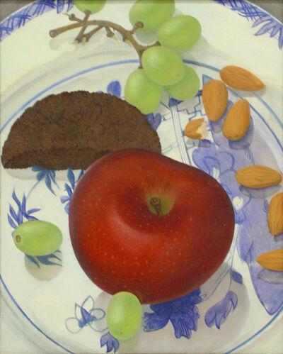 Helen Miranda Wilson, 'Cookie, Apple, Grapes, Nuts', February 1998