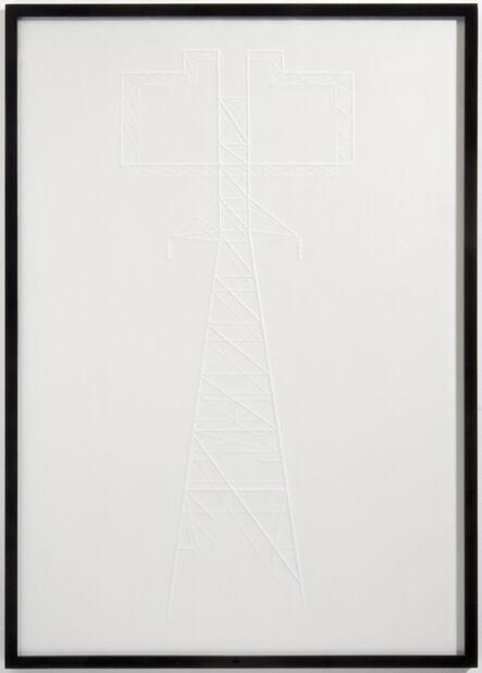 Cristián Salineros, 'De la serie: Paisaje en reserva (b)', 2010