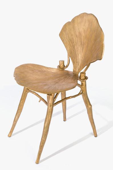 Claude Lalanne, 'Ginkgo (chaise)', 1996/2007
