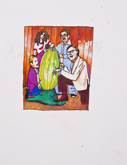 Jim Torok, 'Big Watermelon', 2014