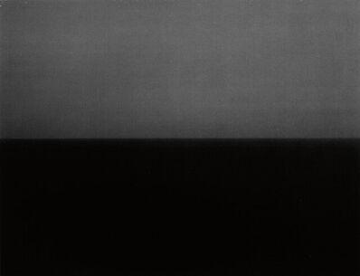 Hiroshi Sugimoto, 'Time Exposed: #345 Ionian Sea, Santa Ceserea', 1990
