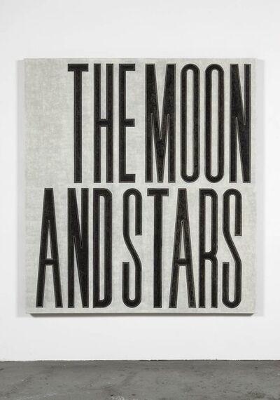 David Austen, 'Moon and Stars', 2009
