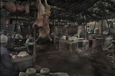 Gabriel Giovanetti, 'Kashgar:Lunch', 2000-2013