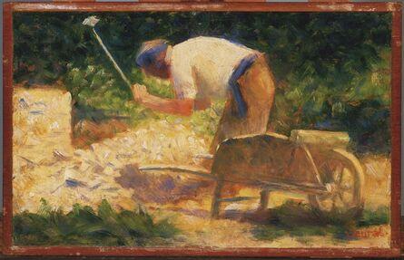 Georges Seurat, 'The Stone Breakerr', 1882
