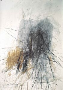 Rolf Iseli, 'Grosse Zeichnung', 2019