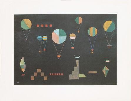 Wassily Kandinsky, 'Plat Profond', (Date unknown)