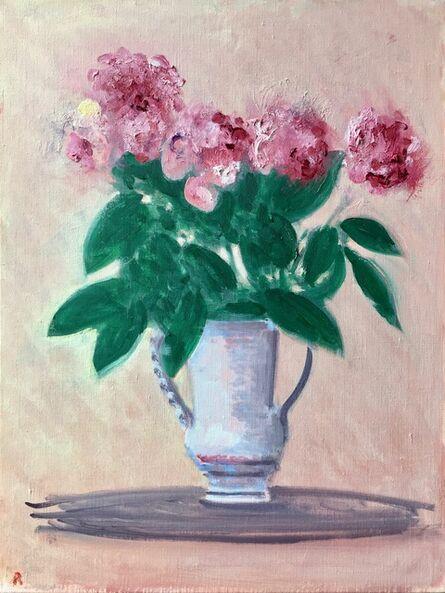 Paul Resika, 'Roses #1', 2021