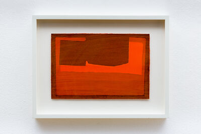 Howard Hodgkin, 'Bed', 1973/74-1978