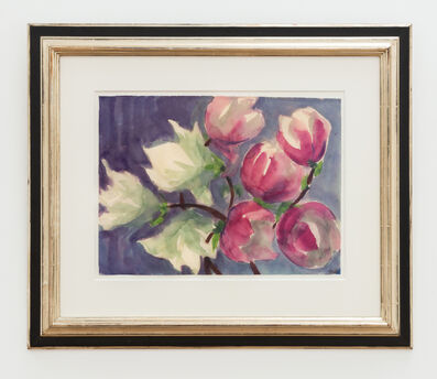 Emil Nolde, 'Flower still-life with peonies ', unknown
