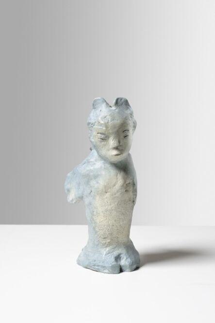 Leiko Ikemura, 'Blue Hare', 2012/2014