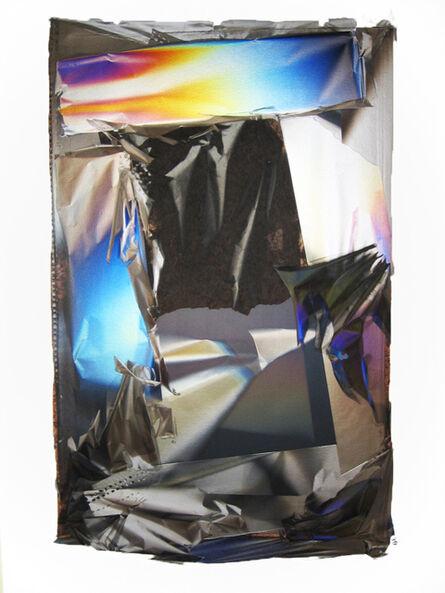 Larry Bell, 'Iceberg', 1991