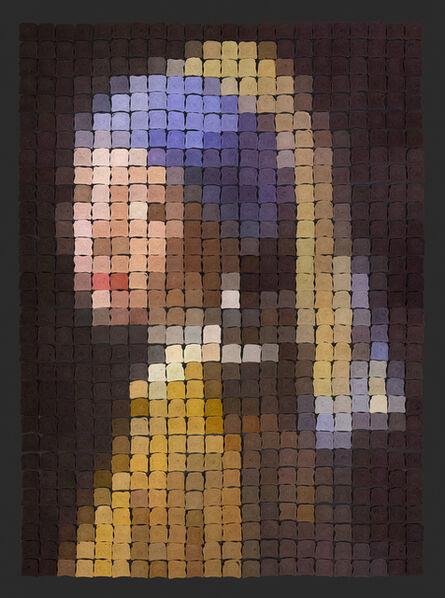 Clara Hallencreutz, 'Digestible Art - Vermeer ', 2016
