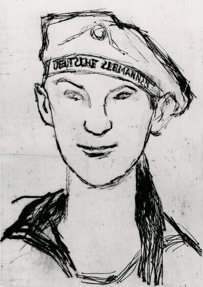 Eduard Bargheer, 'Seemannsschüler', 1932