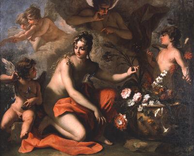 Sebastiano Ricci, 'Flora', 1712