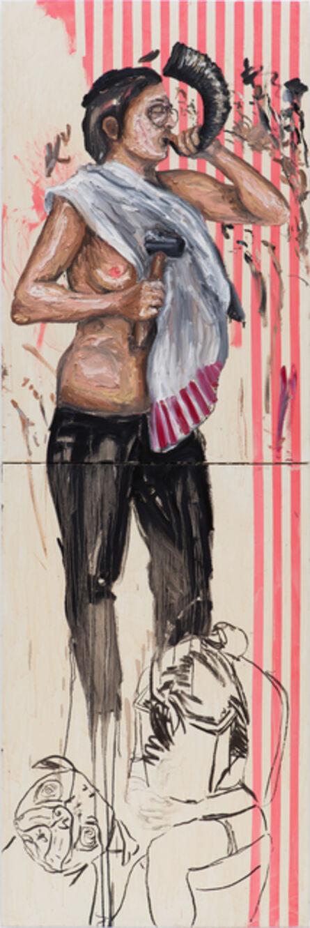 Camila Soato, 'Imundas e Abençoadas 1', 2014