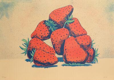 Aaron Fink, 'Strawberries', 1984