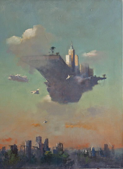 John Harris, 'Sabbatical', 2017