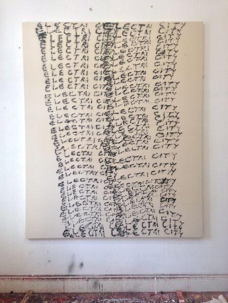 Fabian Herkenhoener, 'Electricity', 2019