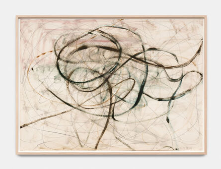 Zhang Enli 张恩利, 'Hair 4', 2017