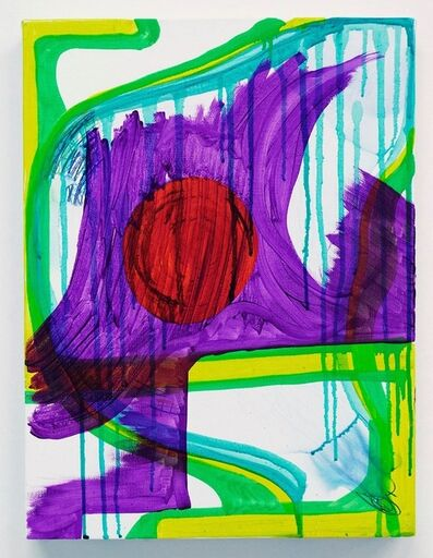 Joanne Greenbaum, 'Untitled', 2011