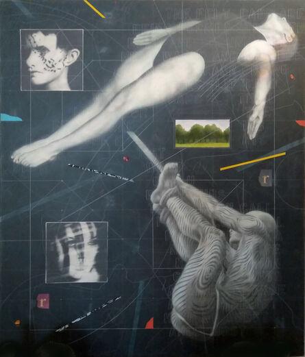 Joseph Piccillo, 'High Divers', ca. 2010