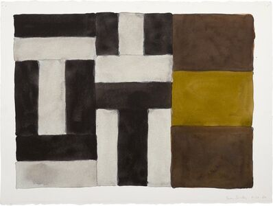 Sean Scully, 'Untitled 8.30.89', 1989