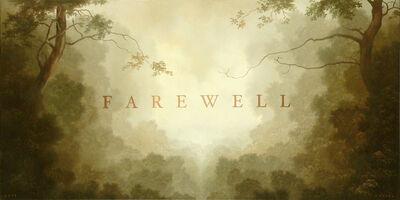 Wes Hempel, 'Farewell #4'