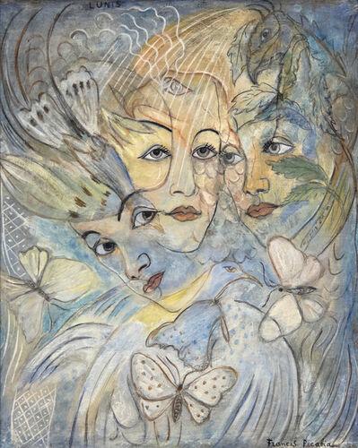 Francis Picabia, 'Lunis', ca. 1929